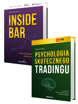 Pakiet - Inside bar + psychologia