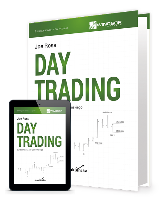 day trading e-book Joe Ross