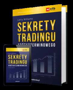 ebook Sekrety tradingu krótkoterminowego
