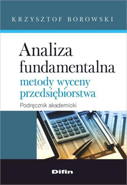 Analiza fundamentalna Krzysztof Borowski