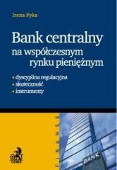 Bank centralny na współczesnym rynku pieniężnym