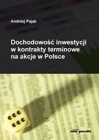 Dochodowość inwestycji w kontrakty terminowe na akcje w Polsce