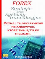 e-book: Forex - Strategie i systemy transakcyjne