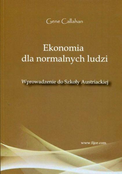 Ekonomia dla normalnychludzi