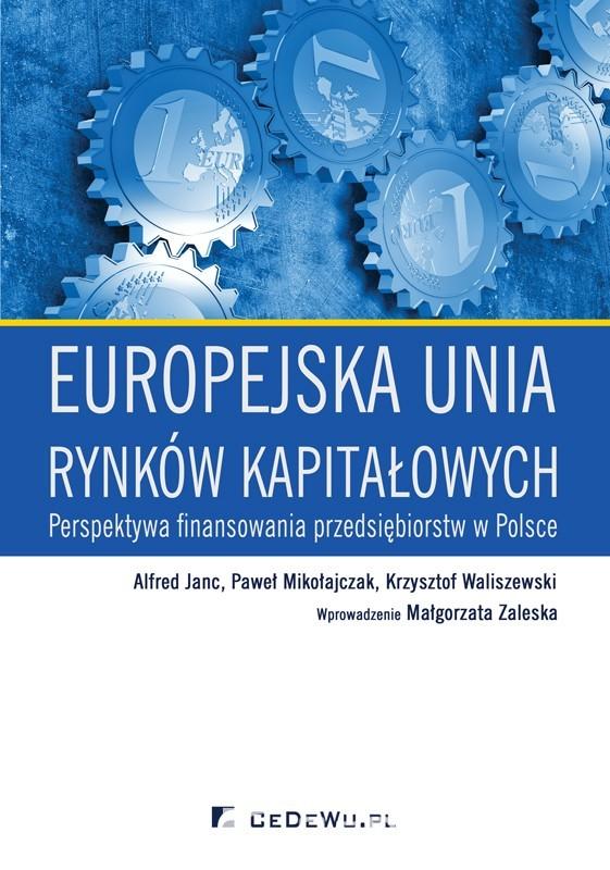 Europejska unia rynków kapitałowych