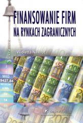 Finansowanie firm na rynkach zagranicznych, wyd. II