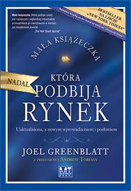 Mała książeczka, która podbija rynek - Joel Greenblatt
