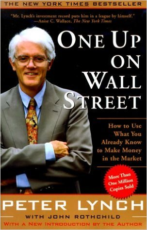 One up on Wall Street: How to Use What You Already Know To Make Money in the Market, Miniature Edition [ABRIDGED]