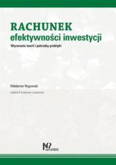Rachunek efektywności inwestycji