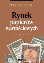 Rynek papierów wartościowych. Wydanie VII