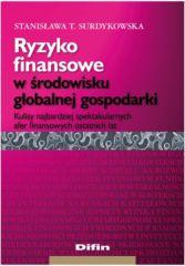 Ryzyko finansowe w środowisku globalnej gospodarki
