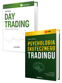 Pakiet - Day trading + psychologia