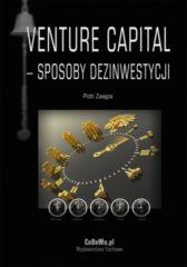 Venture capital – sposoby dezinwestycji