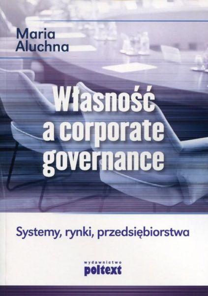 Własność a corporate governance