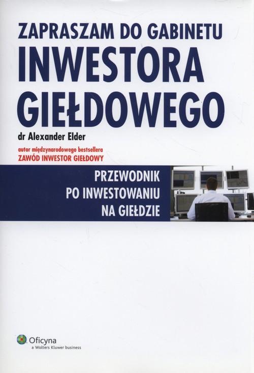 Zapraszam do gabinetu inwestora giełdowego.