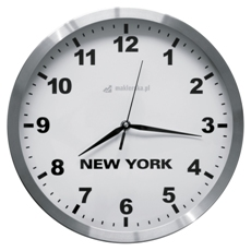 Zegar ścienny - New York