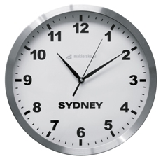 Zegar ścienny – Sydney