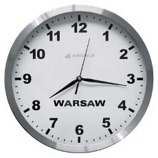 Zegar ścienny – Warsaw