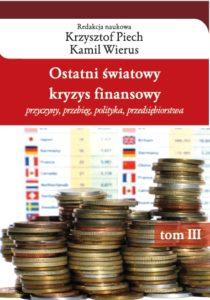 Ostatni światowy kryzys finansowy