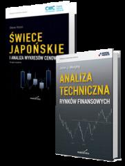 Pakiet – Świece japońskie i analiza techniczna