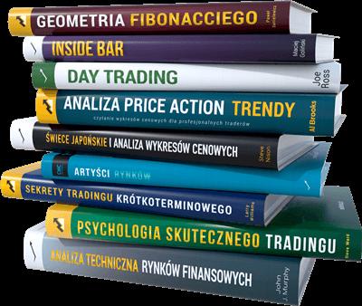 książki o giełdzie