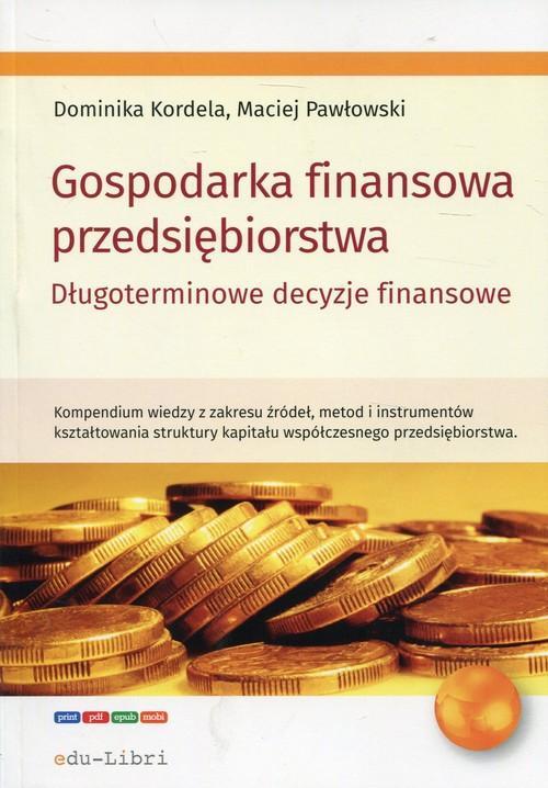 Gospodarka finansowa przedsiębiorstwa