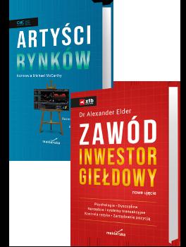 Pakiet - Zawód inwestor + Artyści rynków