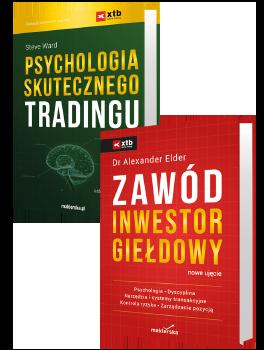 Pakiet - Zawód inwestor + psychologia