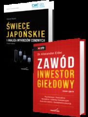 Pakiet – Zawód inwestor + świece japońskie