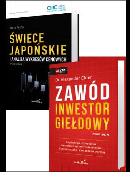 Pakiet - Zawód inwestor + świece japońskie