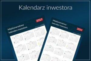 kalendarz inwestora do druku 2019