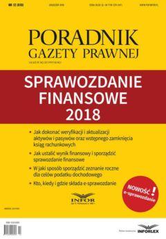Sprawozdanie finansowe 2018