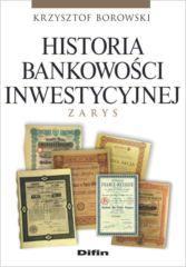 Historia bankowości inwestycyjnej
