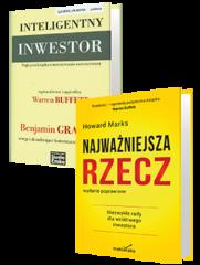 Pakiet – Najważniejsza rzecz + Inteligentny inwestor