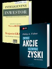 Pakiet – Zwykłe akcje, niezwykłe zyski + Inteligentny inwestor