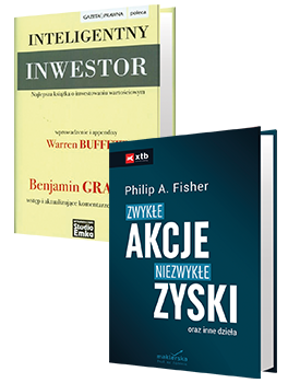 Pakiet - zwykle akcje, niezwykle zyski, inteligentny inwestor