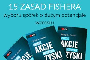 15 zasad fishera wyboru spółek o dużym potencjale wzrostu
