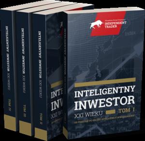 Inteligentny Inwestor XXI wieku – pakiet 4 tomów
