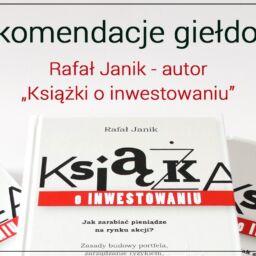 rekomendacje giełdowe