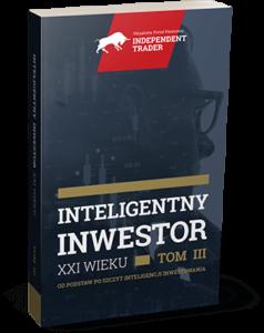 Trader21 książka Inteligentny inwestor XXI wieku tom III