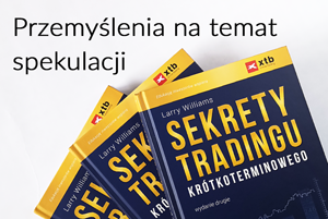 """podcast #018 """"Sekrety tradingu krótkoterminowego"""" – przemyślenia na temat spekulacji"""