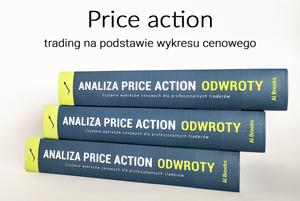 price action - trading na podstawie wykresu cenowego